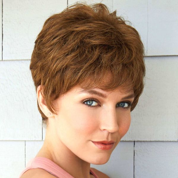 Dixie Ladies Wig By Amore Designer Wigs - Mono Top