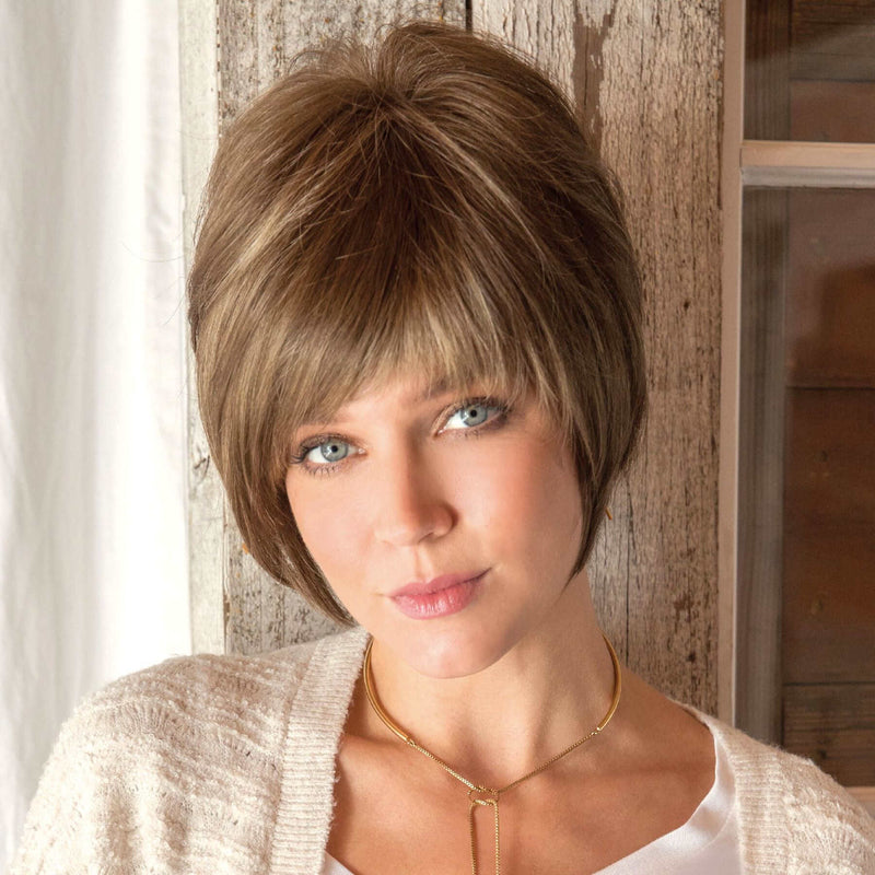 Emily Ladies Wig By Amore Designer Wigs - Mono Top