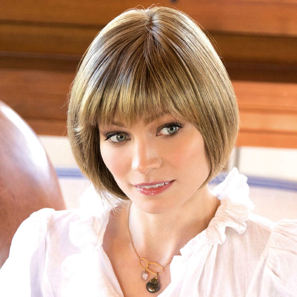 Erin Ladies Wig By Amore Designer Wigs - Mono Top