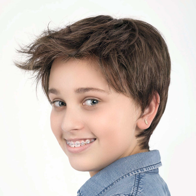 Lena Part Monofilament Lace Front Childrens Wig From The Ellen Wille Wigs For Power Kids Collection