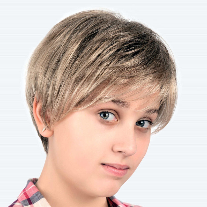 Nele Part Monofilament Lace Front Childrens Wig From The Ellen Wille Wigs For Power Kids Collection
