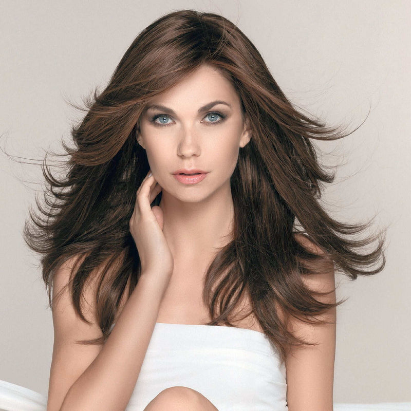 Cascade Lace Front Human Hair Wig Ellen Wille Pure Power Collection