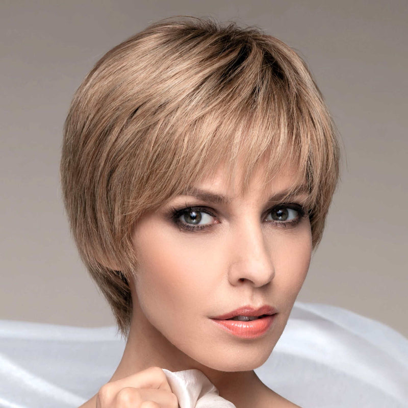 Ivory Lace Front Human Hair Wig Ellen Wille Pure Power Collection