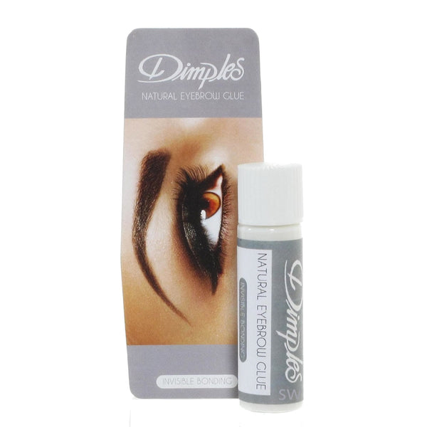 Dimples False Eyebrow Glue