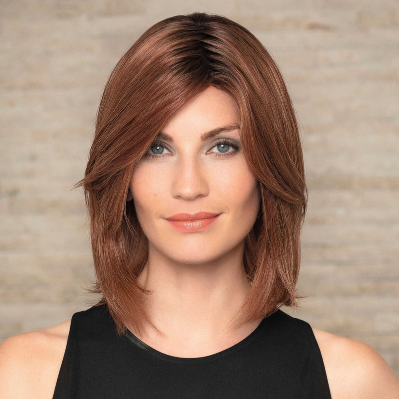 Fox Human Hair Mono Lace Deluxe Wig by Gisela Mayer