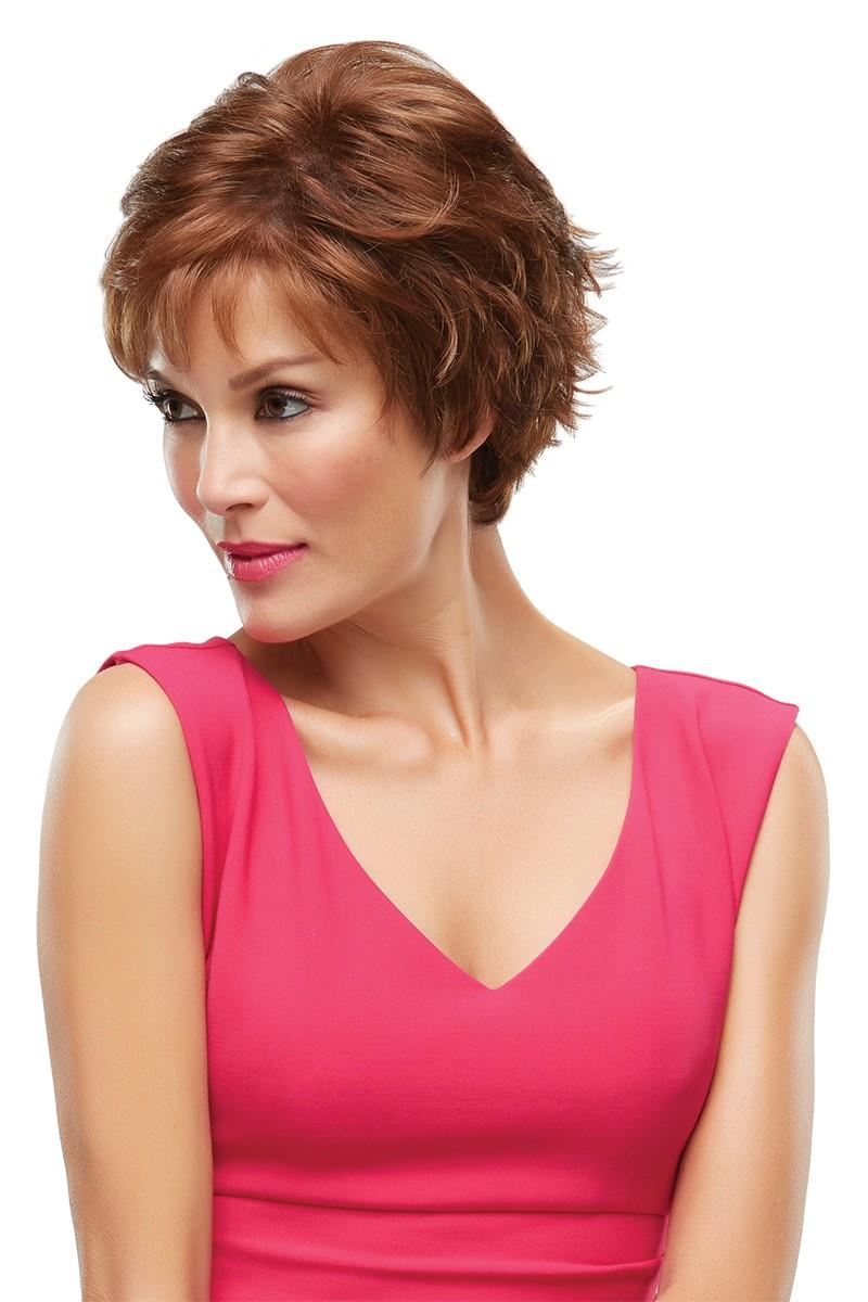 Robin Petite Small Wig From The Jon Renau Mono Top Collection