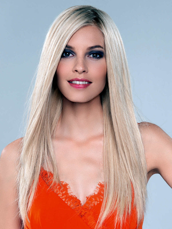 Vermeer Lace Front 100% Remy Human Hair Ladies Wig from the Stimulate Human Hair Collection