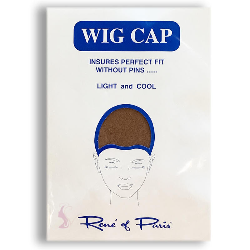 Rene of Paris Nylon Wig Cap Brown