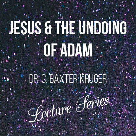 Jesus and the Undoing of Adam Lecture Series
