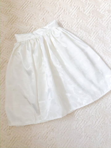 Satin Mouse Skirt