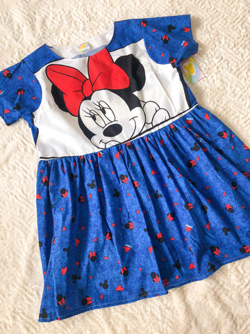 Minnie smock size 16-18