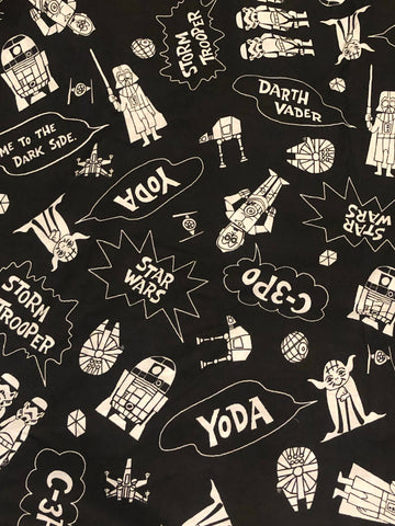 Star Doodles - CUSTOM SMOCK