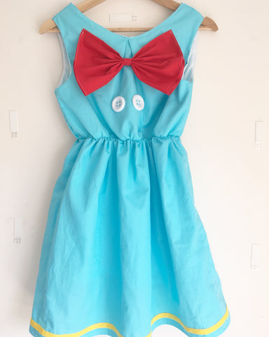 Sailor Duck Dress