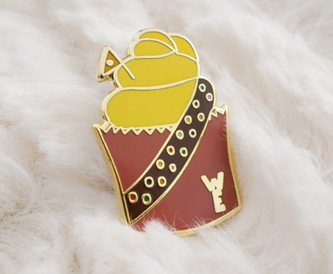 Wilderness Explorer Cupcake Enamel Pin