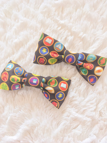 Wilderness Explorer Shoe Bows