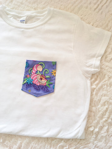 Wonderland Tee Pocket