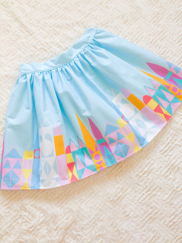 Small World Skirt