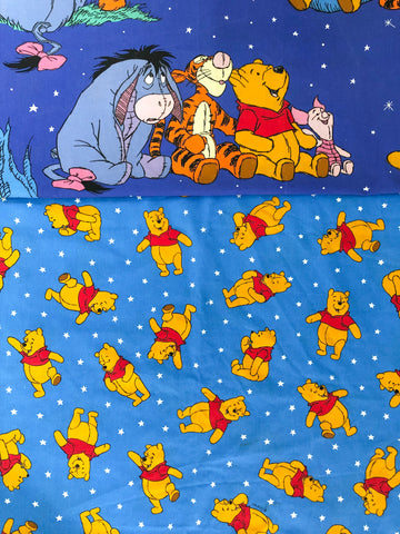 Starry Night Pooh - CUSTOM SMOCK