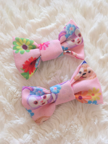 Duffy and Friends Shoe Bows