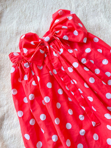 The Big Bow Skirt