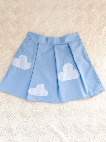 Andy's Room Pleated Skirt