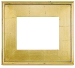 PLEIN AIR GOLD FRAME