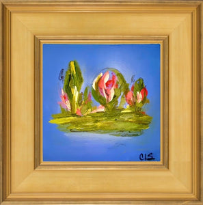 """TROMPING THROUGH THE TULIPS, ELECTRIC FRENCH STUDY II"""