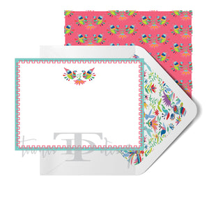 Fiesta Note Card set