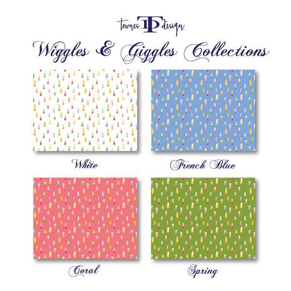 Classic Collections Note Set- WIGGLES & GIGGLES