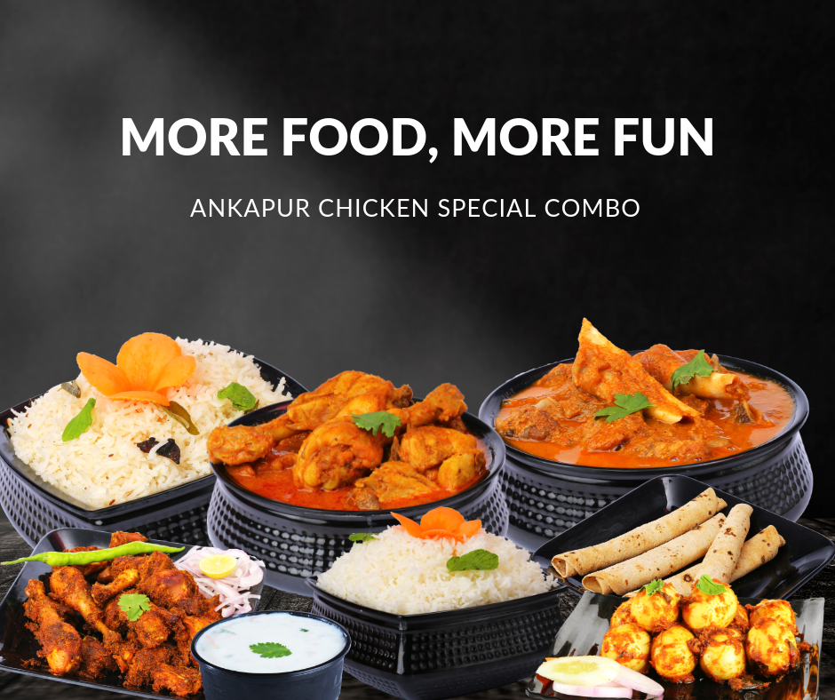 Ankapur Special combo (Serves 20 People)