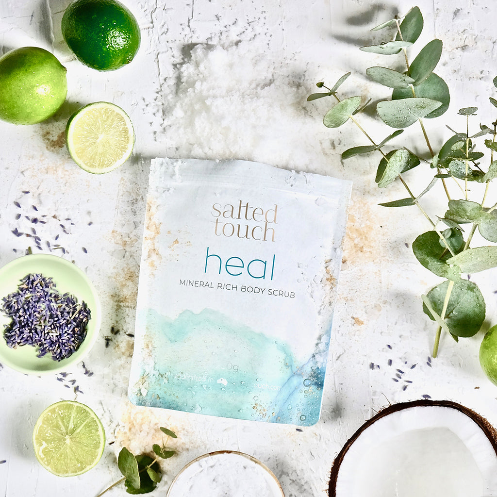 HEAL – Mineral Rich Body Scrub