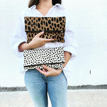Load image into Gallery viewer, PREORDER - Fletcher clutches, fold over & wallet style