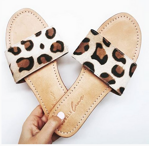 Jane Slides - LEOPARD