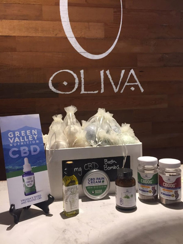 Oliva Oils Partners with Green Valley
