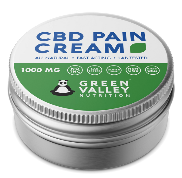 CBD Pain Cream - 1000mg