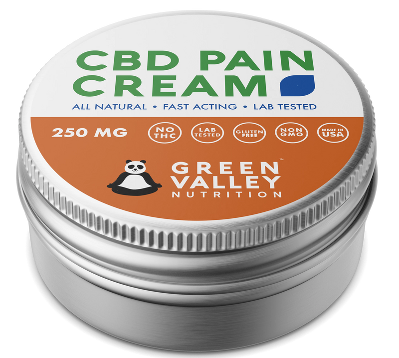 CBD Pain Cream - 250mg
