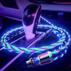Premium Magnetic LED Charging Cable