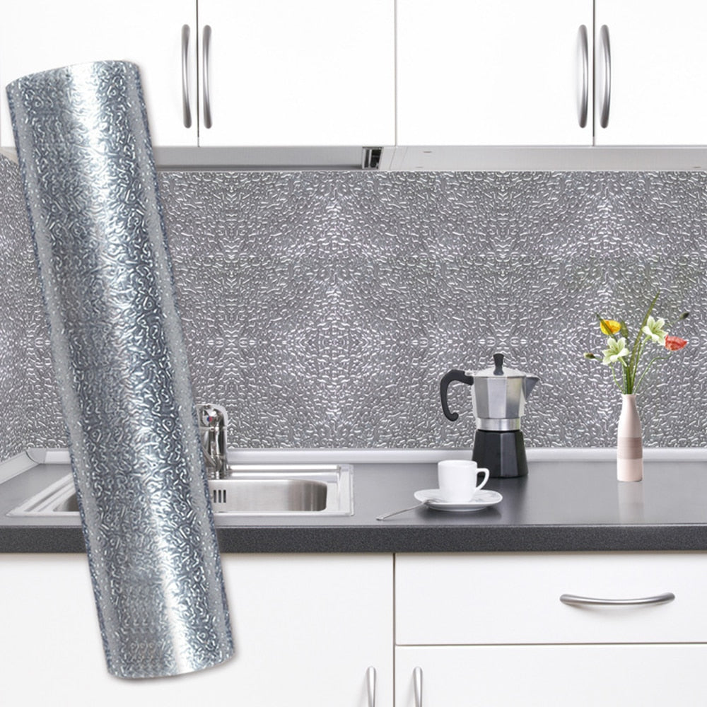 Backsplash Shelf Liner Roll