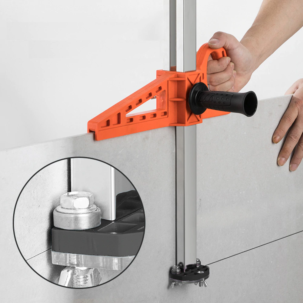 EZ Ripper Stainless Steel Drywall Cutting Tool