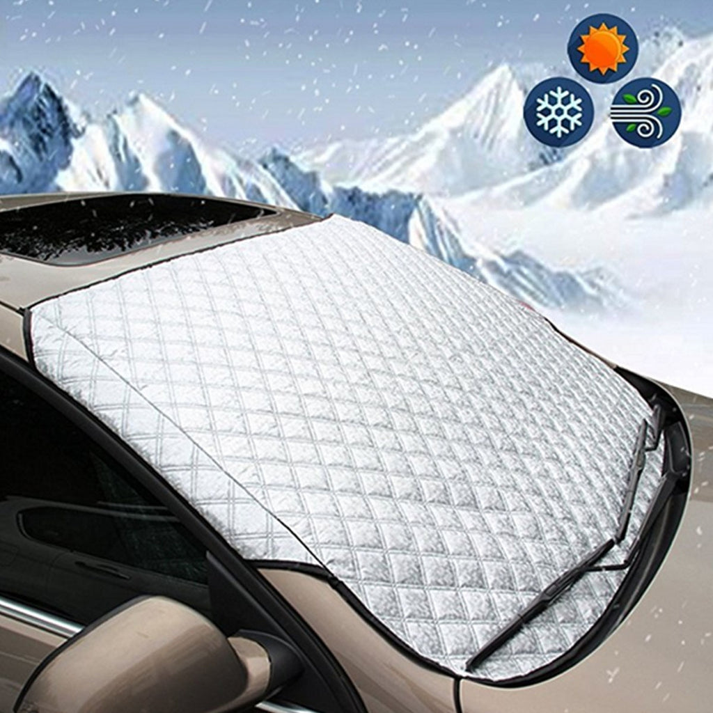 SnowShield Magnetic Windshield Protector