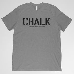 Basic Tee - Chalk Logo