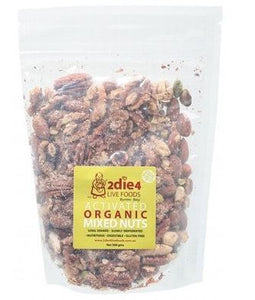 Mixed Nuts Organic Activated - 2Die4 Live Foods