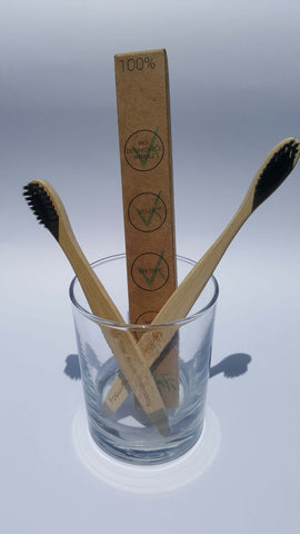 Bamboo Tooth Brushes BULK BUY PACK