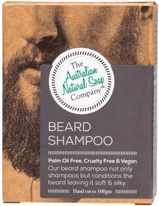 Live Life Green palm oil free Beard Shampoo