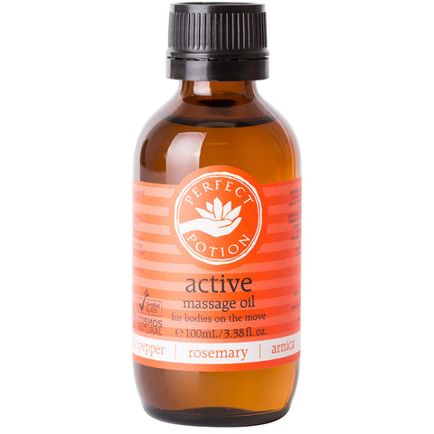 Active Massage Oil - Perfect Potion