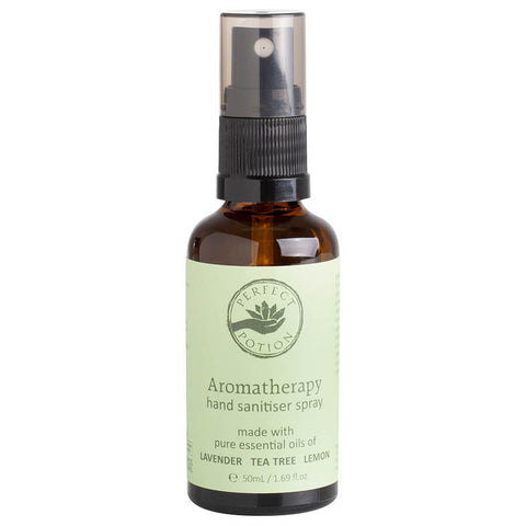 Aromatherapy Hand Sanitiser Spray - Perfect Potion