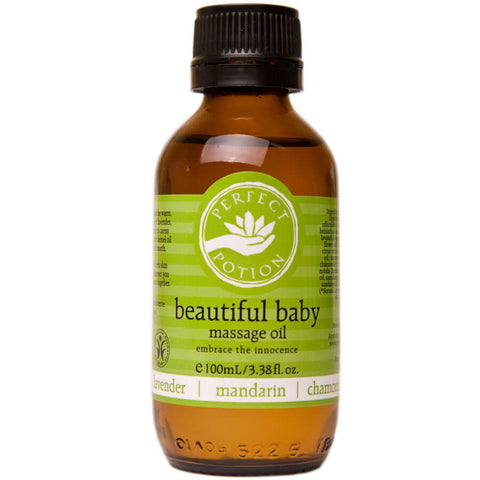 Beautiful Baby Massage Oil - Perfect Potion