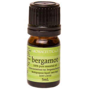 Bergamot 100% Pure & Certified Organic Essential Oil - Perfect Potion
