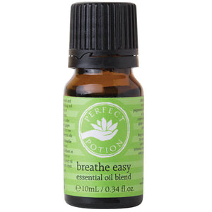 Breathe Easy Essential Oil Blend - Perfect Potion