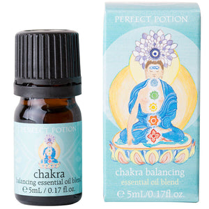 Chakra Balancing Essential Oil Blend - Perfect Potion